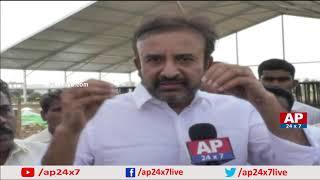 Congress Leader Madan Mohan Rao Face to Face over Rahul Gandhi Tour | AP24x7