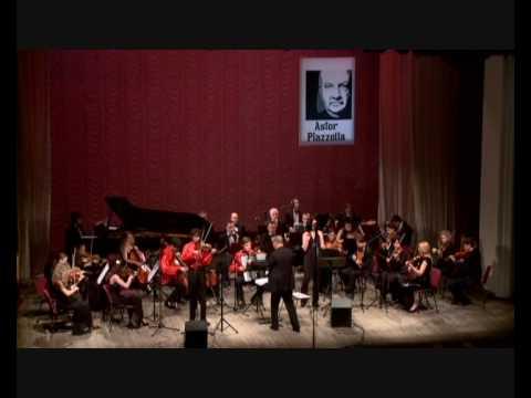 Пьяццолла Астор - Astor Piazzolla / А. Пьяццола -  Los paraguas de buenos aires (tango)