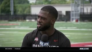J.T. Barrett Talks About the Upcoming Ohio State Season