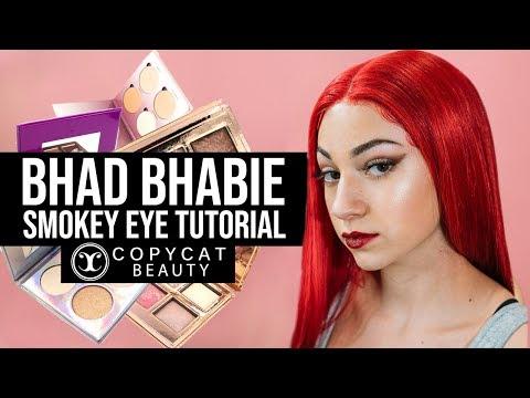BHAD BHABIE Copycat Beauty Makeup Tutorial | Danielle Bregoli thumbnail