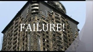 Fire COMBUSTABLE aluminium CLADDING materials creating HAVOC in the building CONSTRUCTION industry