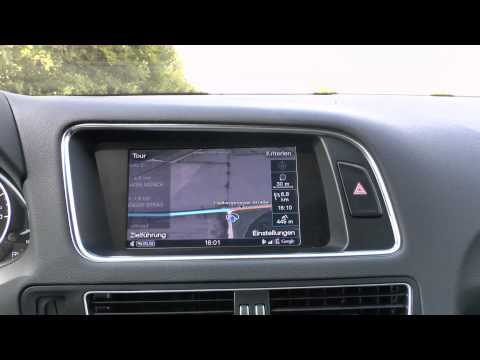audi mmi navigation plus. Black Bedroom Furniture Sets. Home Design Ideas