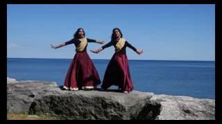 Manam Virumbuthe | Kinthu x Suna Choreography | Tamil & Bollywood Dance |