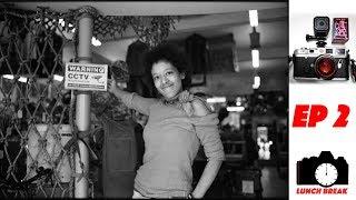 LUNCH BREAK - POV Street Photography - Ep 2 - Leica M6 | Voigt 35 1.4 | JCH StreetPan 400 - K Rd