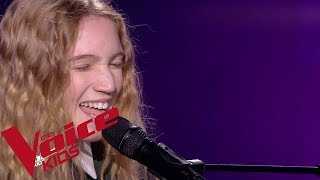 Blondie - Call me | Lili | The Voice Kids France 2018 | Blind Audition