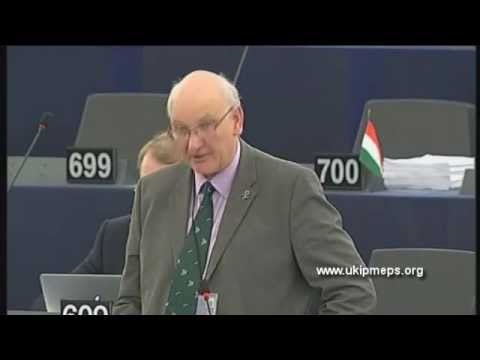 New EU power must be subject of UK referendum - Stuart Agnew MEP