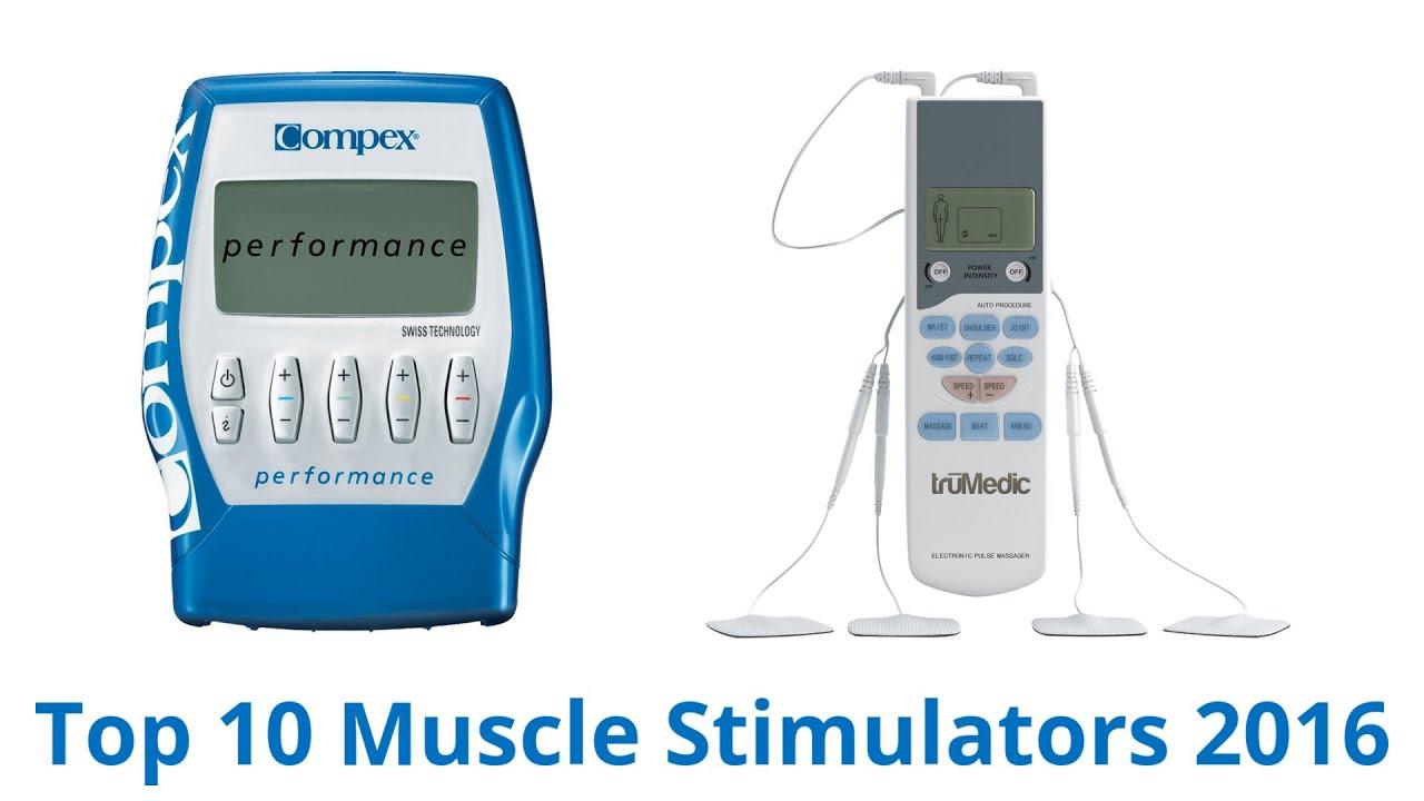 10 Best Muscle Stimulators 2016