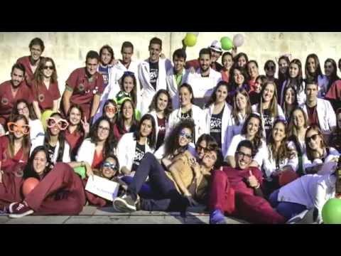 FLASMOB de la Facultad de Veterinaria de la Universidad de Córdoba (UCO)