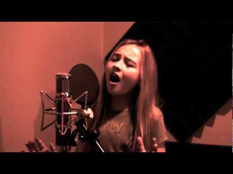 Adele set Fire To The Rain Cover By Sabrina video