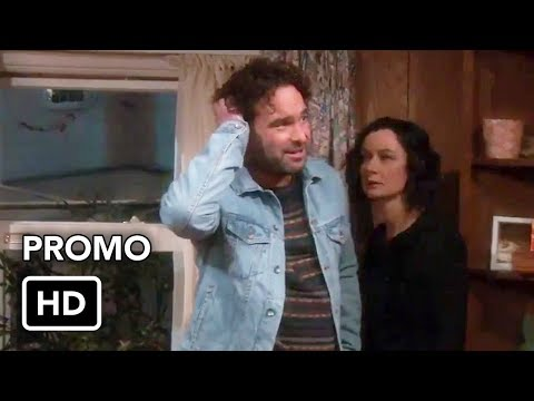 "Roseanne Season 10 ""Familiar Faces"" Promo (HD) Johnny Galecki as David"
