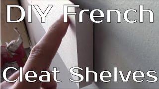 download lagu Diy French Cleat Shelves For Your Garage gratis