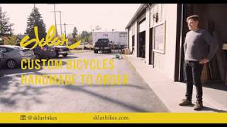 Sklar Bikes: Bicycles Built to Order