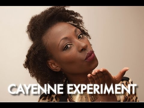 Details on Cayenne Pepper for Hair Growth