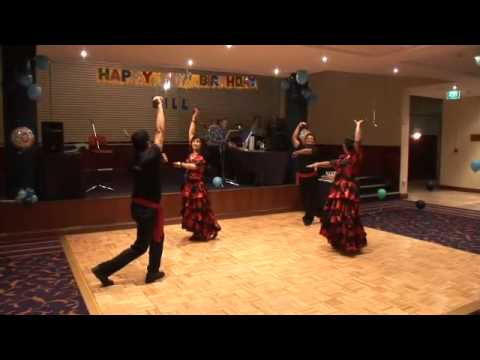 La Jota Moncadena - Spanish Dance video