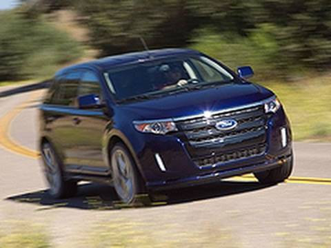 First Test: 2011 Ford Edge - YouTube