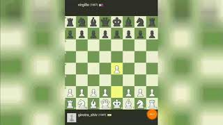 Beautiful Queen sacrifice played in Anti Marshall Game by Girotra shiv on chess.cim.