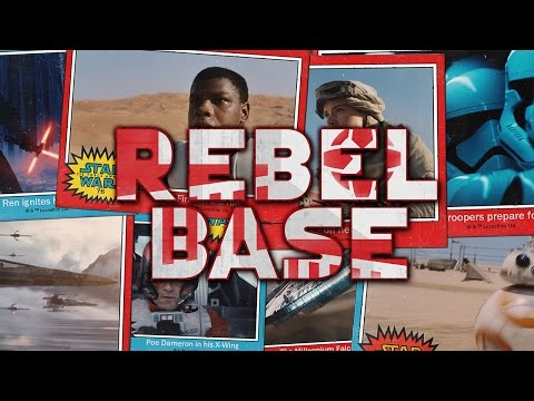 Evaluating the New Cast Members of Star Wars Episode 7 - Rebel Base
