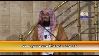 Video: Adam on Earth - Mufti Menk 1/2
