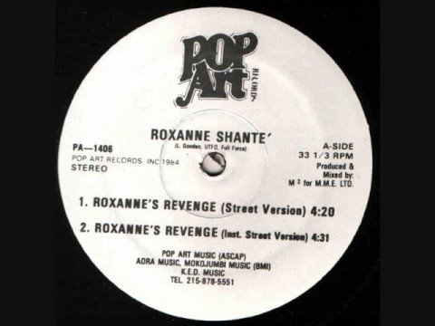 Roxanne's Revenge (Original-Street Version)