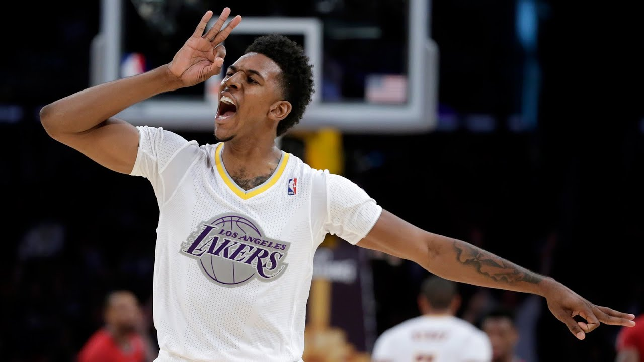 Nick Young Swaggy P 20...