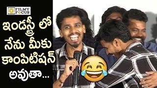 Director Indra Sena Funny Challenge to Sukumar @Veera Bhoga Vasantha Rayalu Movie Trailer Launch