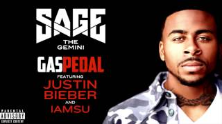 Gas Pedal (Remix) (Audio) - Justin Bieber