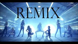 SNSD**girls genraion you hanik remix