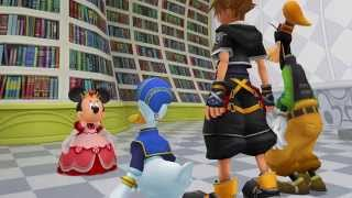 KINGDOM HEARTS HD 2.5 ReMIX - New Features Trailer