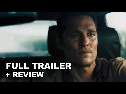 Interstellar 2014 Teaser Trailer + Trailer Review - Christopher Nolan : HD PLUS