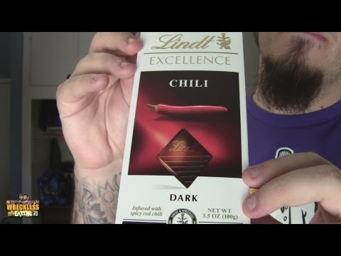 WE Shorts - Lindt Excellence Chili Dark Chocolate