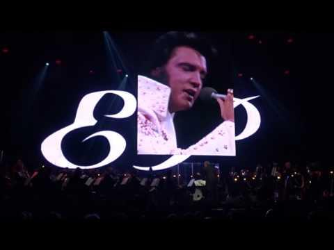 Download ELVIS PRESLEY  Burning Love Czech National Symphony Orchestra Frankfurt 2052017 Priscilla Presley