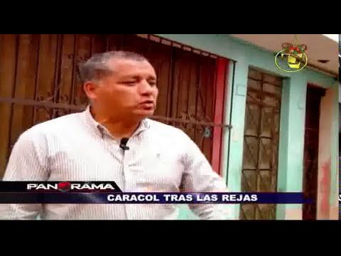 Caracol tras las rejas: el delincuente preso que sembró muerte en el Callao