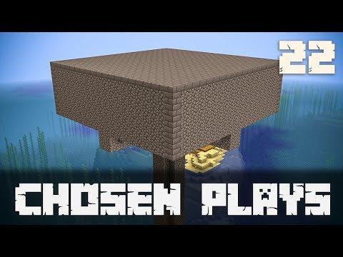 Chosen Plays Minecraft 1.13 Ep. 22 Simple Mob Spawner