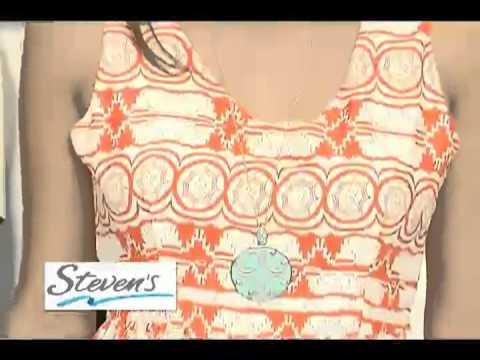 Steven's Fashion Trends en Ellas y Tú con Ana Gabriela