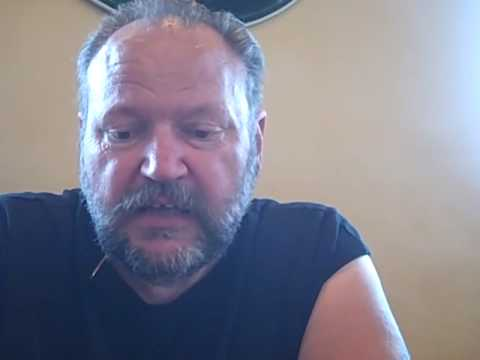 0 Raw Food Weight Loss 178 pounds! Dave the Raw Food Trucker VIDEO #3