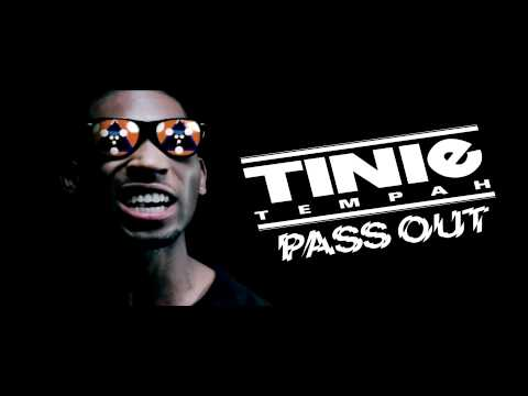 Tinie Tempah - Pass Out (Studio Acapella)