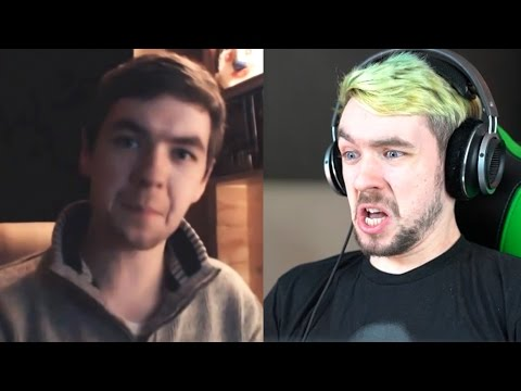 The Evolution Of Jacksepticeye