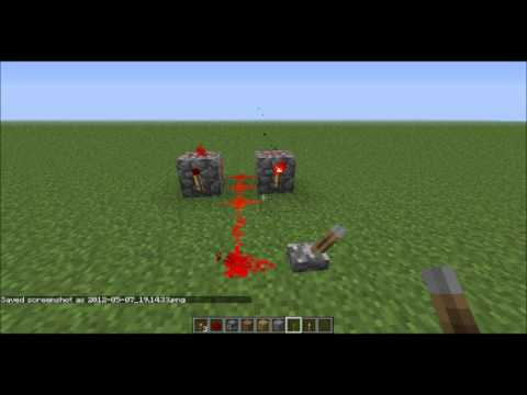 How to make Star Trek Phaser in Minecraft
