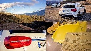 2014 Mercedes GLA — За кадром
