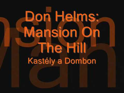 Don Helms: Mansion On The Hill - 01v.