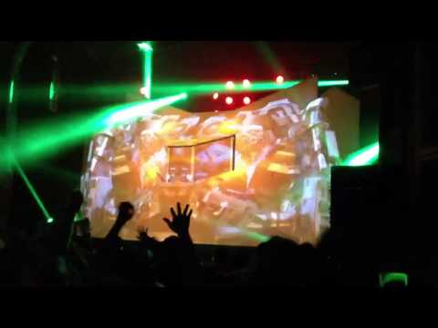 Excision Intro @ The Wilma - Missoula, MT 2013