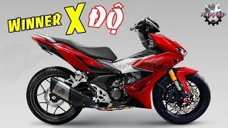 Modifikasi Honda Winner X 2019