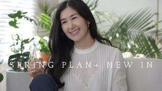 Planning My Spring Wardrobe & New Additions | 2019