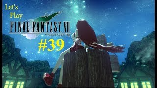"""Let's Play Final Fantasy VII - Part #39 - """"The Execution"""""""