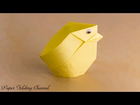 How To Make Origami Chicken And Egg 3807653