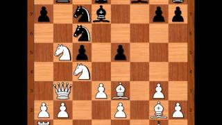 English Opening: Mikhail Tal vs Bozidar Ivanovic 1988