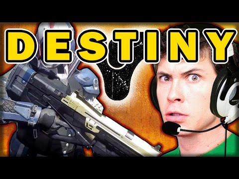 Let's Play DESTINY: Part 1