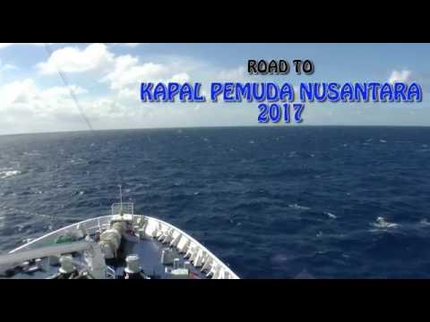 Kapal Pemuda Nusantara Sail Sabang 2017, from Lampung