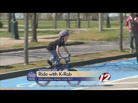 Ride with K-Rob: 3rd Annual Family Fun Fest