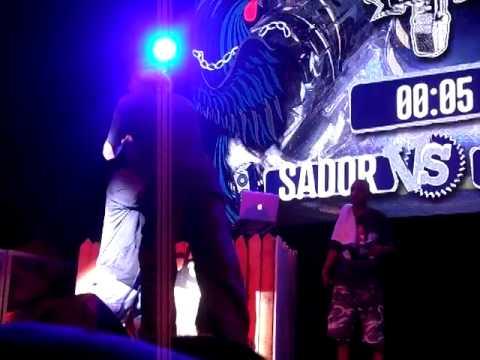 Sador vs Des. Red Bull Batalla de los Gallos 2014
